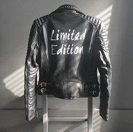 BIKER-JACKET-PAINTED-STUDS-&--LIMITED-EDITION