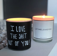 MESSAGE-CANDLE-&-KRIJTSTIFT-WHITE