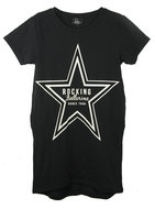 GIRLS-TSHIRT-DRESS-&-STAR-TOUR